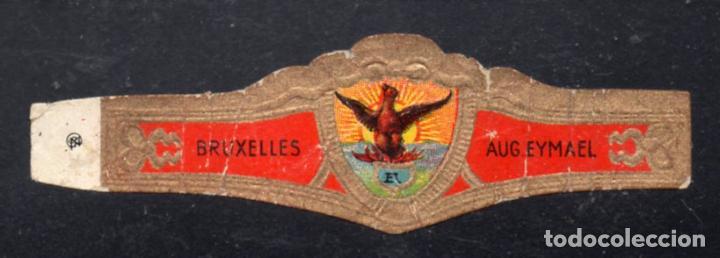 VITOLA CLASICA: 235070, TEMA MITOLOGIA, AVE FENIX, AUG. EYMAEL (Coleccionismo - Objetos para Fumar - Vitolas)
