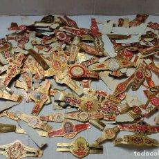 Vitolas de colección: VITOLAS LOTE DE CIENTOS MUCHO DE COLECCIÓN DE HABANA. Lote 278966023