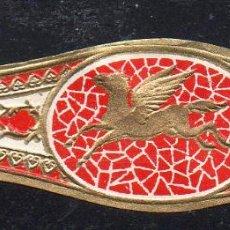 Vitolas de colección: VITOLA CLASICA: 133073, TEMA MITOLOGIA, PEGASO, TALON 1740. Lote 289800553