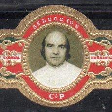 Vitolas de colección: VITOLA CLASICA: 162018, CONDAL & PEÑAMIL, ISLAS CANARIAS. Lote 294018923