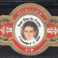 Vitolas de colección: VITOLA CLASICA: 162019, CONDAL & PEÑAMIL, ISLAS CANARIAS. Lote 294019008