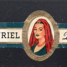 Vitolas de colección: VITOLA CLASICA: 163011, MUJERES MUJERES U.S.A. QUEEN, MURIEL.. Lote 294019683