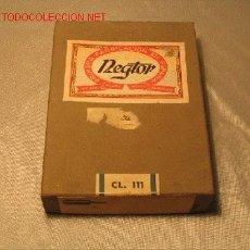 Coleccionismo: CAJA DE CARTÓN. Lote 3653002