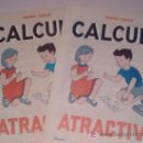 Coleccionismo: CUADERNOS CALCULO ATRACTIVO EDT.PADEIA (LOTE 2 EJEMPLARES). Lote 31285904