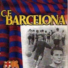Coleccionismo: PROGRAMA OFICIAL C.F BARCELONA 1950-51 BARCELONA - REAL SOCIEDAD. Lote 4286421