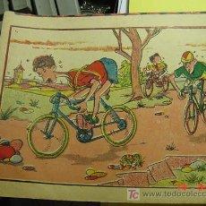 Coleccionismo: 9926 CICLISMO CARICATURA AÑOS 1930-40 - COSAS&CURIOSAS. Lote 5235520