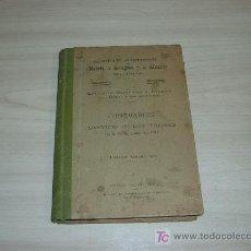 Coleccionismo: COMPAÑIA DE LOS FERROCARRILES MZA RED CATALUÑA,SERVICIO DE LOS TRENES DESDE JUNIO 1914. Lote 20256659