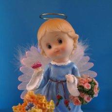 Coleccionismo: ANGEL JARDINERO LUMINOSO. Lote 23184037