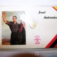 Coleccionismo: RECUERDO DE JOSE ANTONIO PRIMO DE RIVERA. Lote 27632829