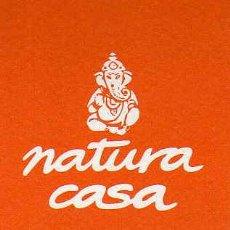 Coleccionismo: TARJETA COMERCIAL NATURA CASA BARCELONA. Lote 7210571