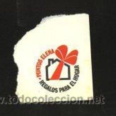 Coleccionismo: RECORTE PUNTOS ELENA. Lote 7223953