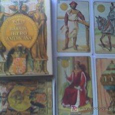 Coleccionismo: BARAJA IBEROAMERICANA .NUEVA. NAIPES. Lote 24893494