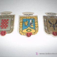 Coleccionismo: 3 EMBLEMAS DE 1 PTA.. Lote 8708988