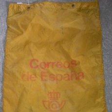 Coleccionismo: SACA DE CORREOS, SERVICIO AEREO, 1986. Lote 9236313