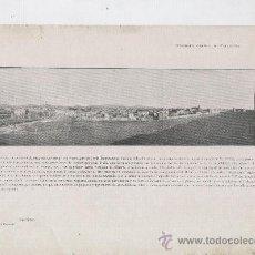 Coleccionismo: LAMINA FOTOGRAFICA. ANY 1913. FIGUERES. FIGUERAS. FOT. CARRERAS. 20 X 28 CM. . Lote 9500049