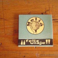 Coleccionismo: COSTURERO E VIAJE PUBLICIDAD MELIA. Lote 9708423
