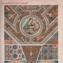 Coleccionismo: RENACIMIENTO ITALIANO - PINTURAS DE TECHO. Lote 1136439