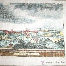 Coleccionismo: VISTA DE MARCHENA, 1715 ORIGINAL. Lote 26830743