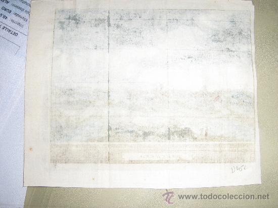 Coleccionismo: vista de marchena, 1715 original - Foto 2 - 26830743