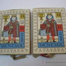 Coleccionismo: ESTUPENDAS CAJAS DE BENEXOL. Lote 27228969