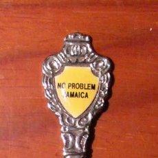 Coleccionismo: CUCHARILLA COLECCION JAMAICA. Lote 19026363