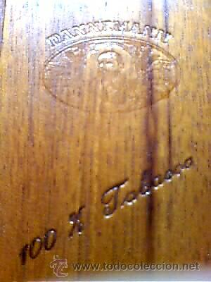 Coleccionismo: Caja de Madera de HABANOS DANNEMANN - Excelentisimo estado - IMPECABLE - Foto 3 - 26644013