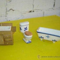 Coleccionismo: MINIATURAS BAÑO. Lote 12503094
