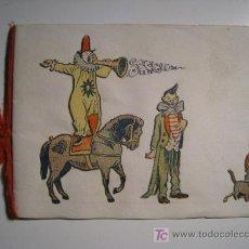 Coleccionismo: TARJETA ARTESANA FELICITACION SANTORAL SAN JOSE 1940. Lote 12787353