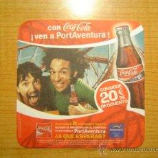 Coleccionismo: POSAVASO COCACOLA. Lote 13059837