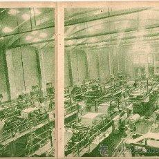 Coleccionismo: HOJAS REPORTAJE.AÑO 1935.ABC.TREINTA AÑOS DESPUES.. Lote 13527076