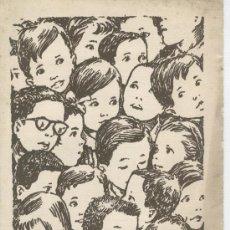 Coleccionismo: PROGRAMA DE MA DELS JOCS FLORALS PEDOLOGICS DE MANRESA. ANY 1964. CATALA. . Lote 13989407