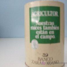 Coleccionismo: PORTALAPICES DEL BANCO ZARAGOZANO, AÑOS 80. Lote 27159667