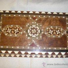 Coleccionismo: CAJA TABAQUERA PARA CIGARRILLOS. Lote 26576279