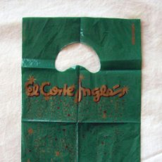 Coleccionismo: ANTIGUA BOLSA DE PLÁSTICO DE EL CORTE INGLÉS - NAVIDAD -- PUBLICIDAD. Lote 26913273