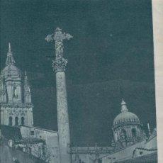 Coleccionismo: RECORTE DE PRENSA. GRANDES FOTOS DE SALAMANCA. . Lote 14771038