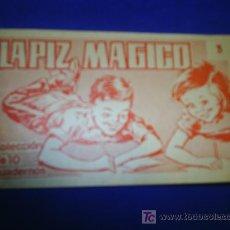 Coleccionismo: M69 BONITO LAPIZ MAGICO ANTIGUO SIN USAR NUMERO 3 AÑO 1961. Lote 16146716
