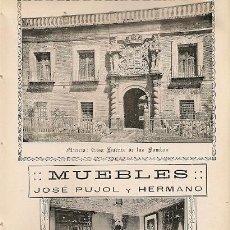 Coleccionismo: * MURCIA * CASA HUERTA DE LAS BOMBAS - 1911. Lote 20865979