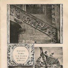 Coleccionismo: * BARCELONA * AYUNTAMIENTO, PALACIO DE LA DIPUTACIÓN, PALACIO DALMASES... - 1911. Lote 20941350