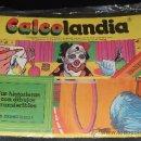 Coleccionismo: CALCOMANIAS TRANSFERIBLES * CALCOLANDIA * Nº 4 EL CIRCO . AÑO 1979!!! 27 X 21 CMS.!!!. Lote 30780434
