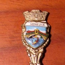 Coleccionismo: CUCHARILLA COLECCION .VENECIA. Lote 17346883