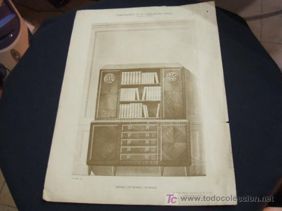 Lamina meuble de bureau moderne comprar documentos antiguos