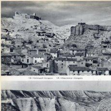 Coleccionismo: CALATAYUD-MEQUINENZA 1965 HOJA LIBRO. Lote 24251481