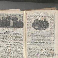 Coleccionismo: RECORTE DE PRENSA. AÑO 1908. LA NEURESTENIA. ENFERMEDADES MENTALES.BERILLON. . Lote 20185409