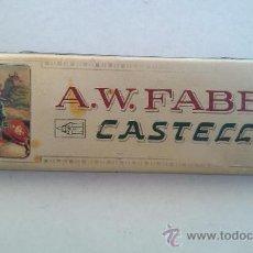Coleccionismo: CAJA DE LATA FABER CASTELL. Lote 26338437