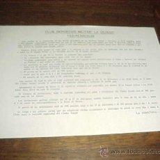 Coleccionismo: CLUB DEPORTIVO MILITAR