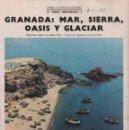 Coleccionismo: FASCÍCULO. ESPAÑA A VISTA DE HELICÓPTERO. GRANADA: MAR, SIERRA, OASIS Y GLACIAR. 1967.. Lote 24271641