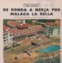 Coleccionismo: FASCÍCULO. ESPAÑA A VISTA DE HELICÓPTERO. DE RONDA A NERJA POR MÁLAGA LA BELLA. 1967.. Lote 21858804