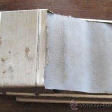 Coleccionismo: MAQUINA LIAR O HACER CIGARRILLOS. CASERA AÑOS 50-60. ENVIO CERTIFICADO GRATIS¡¡¡. Lote 27883311