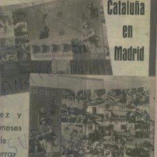 Coleccionismo: RECORTE DE PRENSA. AÑO 1937. GUERRA CIVIL. EXPOSICION DIEZ Y SEIS MESES DE GUERRA. PROPAGANDA GENER. Lote 22685053