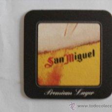 Coleccionismo: POSAVASOS CERVEZA SAN MIGUEL. Lote 23023634